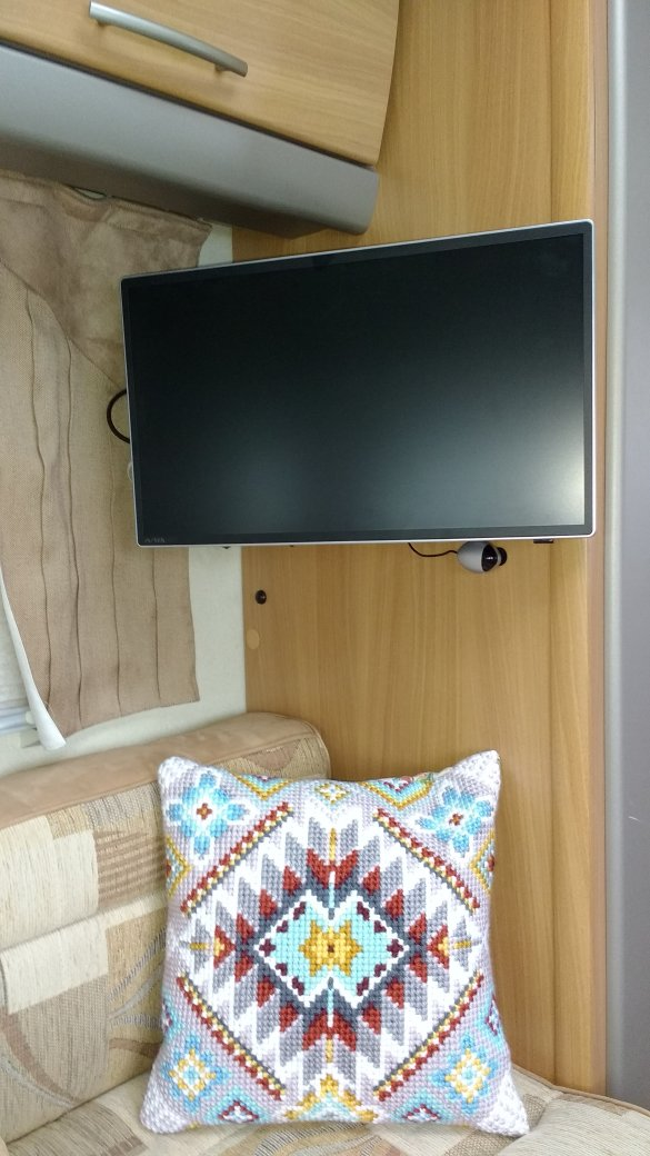 TV cushion
