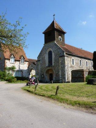 Hurley Church