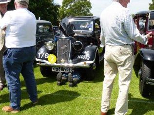 RAF Parking