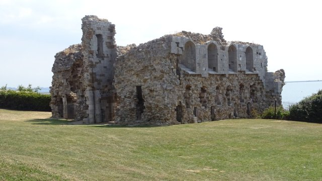Sandsfoot Castle 1