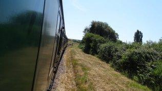 Train fm Gwg