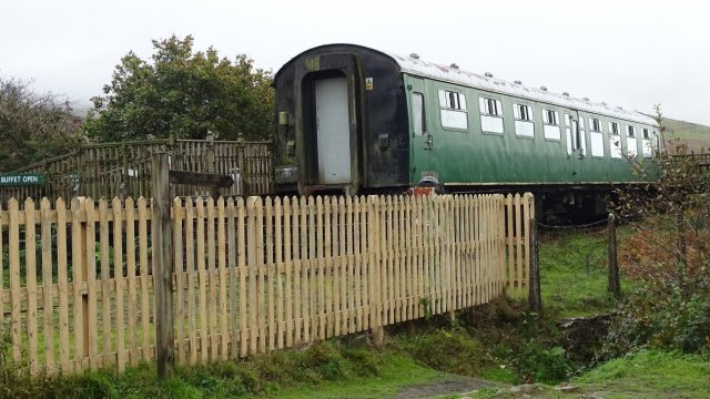 Buffet Car