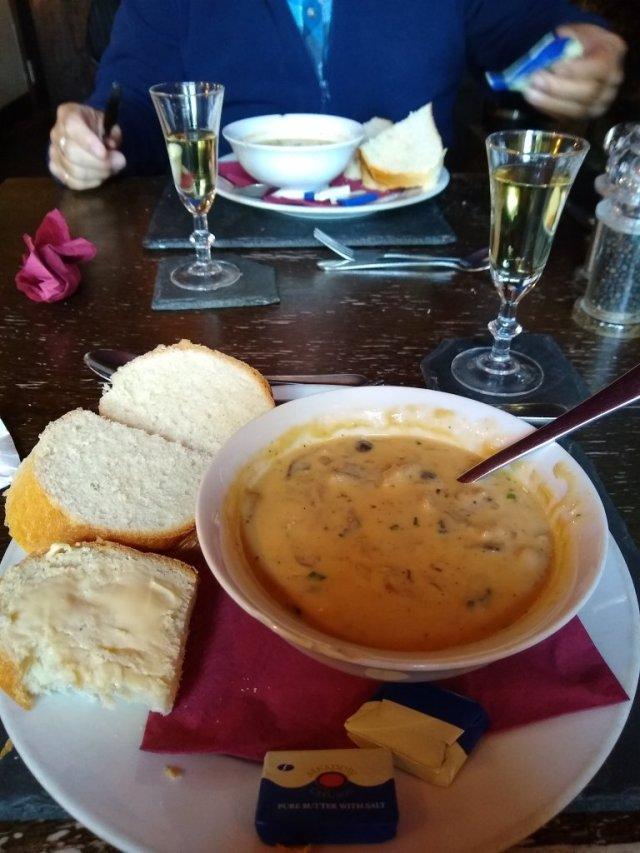 Cas Inn soup