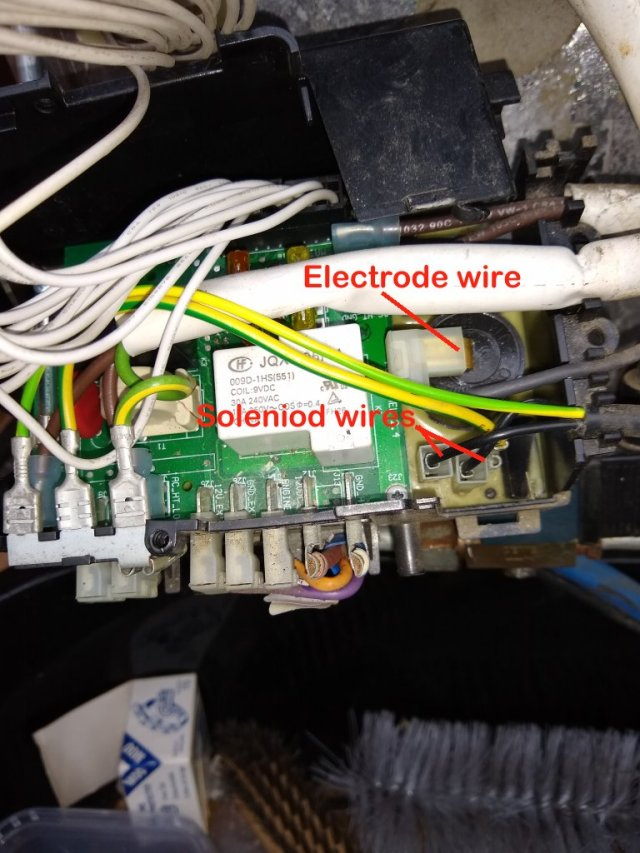 Controller wires