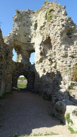 Pevensey Castle 5