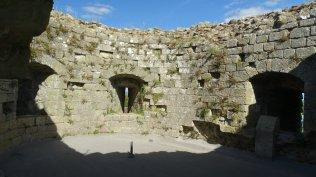 Pevensey Castle ww2 b