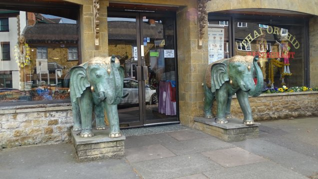 I do like Elephants - even if just at a Chinese