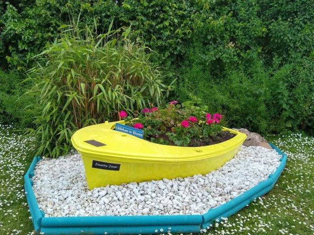 LHam boat